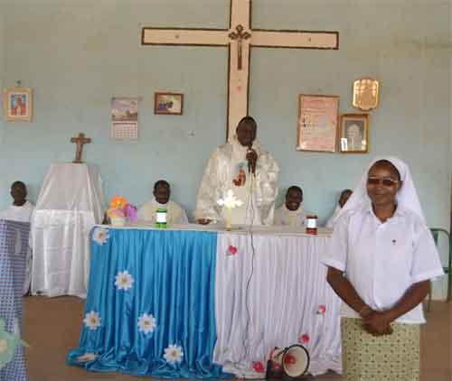 Religion: Le village de Koin (Nayala)  fête sa 6e religieuse