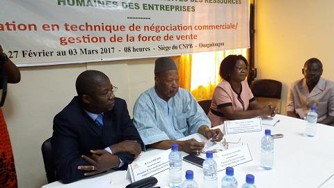 Conseil national du patronat burkinabè: Des employés de l'ONATEL et de CIMFASO à l'école de la négociation commerciale