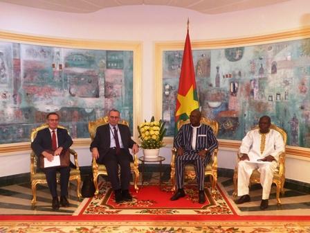 Union européenne-Burkina: Pour un partenariat plus efficace