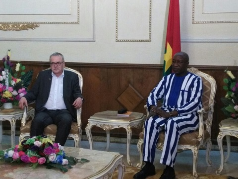 Union européenne au Burkina: Un appui budgétaire de plus de 77 milliards de FCFA