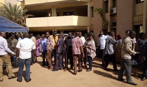 Ministère de l'industrie, du commerce et de l'artisanat: Le SYNAMICA en grève de 72 heures