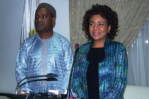Burkina-Francophonie: Michaëlle Jean est arrivée à Ouagadougou