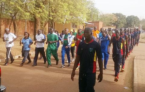 Ministère de la Santé: Prévenir la maladie par la médication sportive