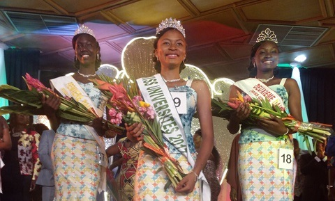 Miss universités 2017 : Aida Sidibé, lauréate de la 15e édition