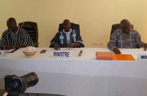 Faîtière cotonnière: Les membres du nouveau conseil d'administration installés
