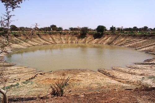 Production maraichère au Sahel: Le bouli de Djomga piégé par le sable