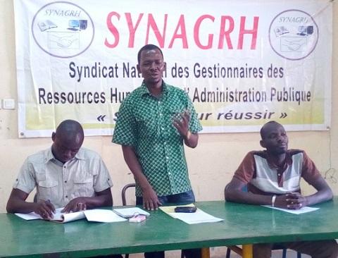 Gestionnaires des ressources humaines de l'administration publique: Une grève à l'horizon