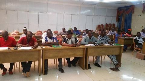 Mise en œuvre du PNDES: Le groupe parlementaire MPP recommande l'amélioration de la communication gouvernementale