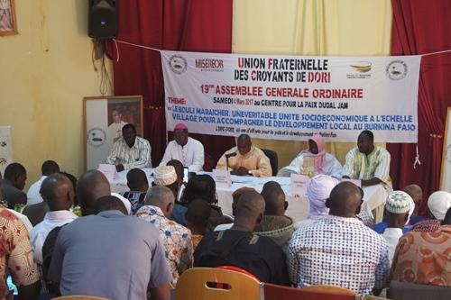 Coexistence sociale au Sahel en 2016: Bilan positif, selon le coordonnateur de l'Union fraternelle des croyants de Dori