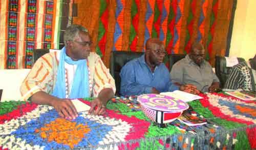 Terrorisme au Nord du Burkina: Une délégation gouvernementale réconforte les populations