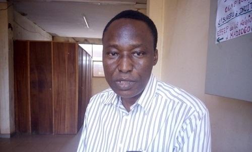 «Le gouvernement doit aller au delà des mots pour donner des gages d'assurance aux enseignants», Sema Blegné, SG du Syndicat national des enseignants africains du Burkina Faso