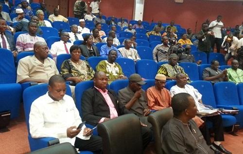 Assemblée nationale: Seulement 30% des députés sont assidus aux travaux en commissions