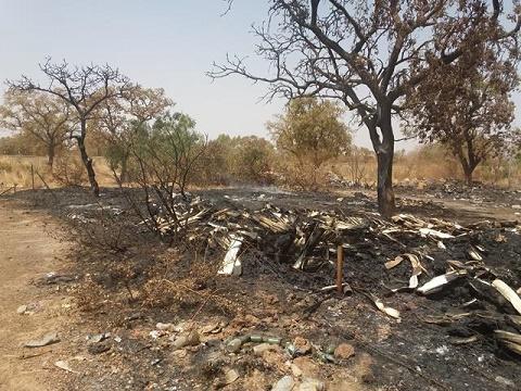 Double incendie d'un dépôt d'ordures à Saaba: Des riverains redoutent le pire