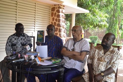Panafricanisme: Le Comité international Joseph Ki-Zerbo présente deux ''ambassadeurs''
