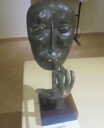 Culture: La maison de la Culture Anselme Titiama Sanou valorise des œuvres d'arts plastiques
