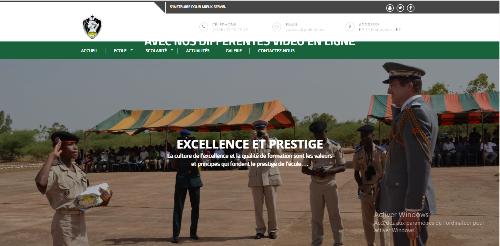 Prytanée militaire de Kadiogo: Enfin un site web pour se rapprocher des Burkinabè