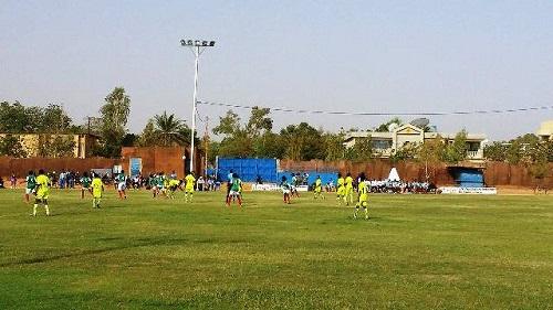 D1 du Football féminin: Etincelles et Princesses se quittent dos-à-dos (2-2)