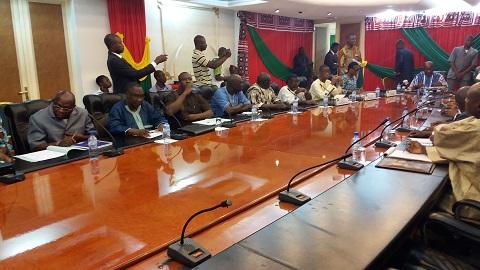 Gestion du foncier urbain: La commission interministérielle pour l'apurement du passif foncier installée