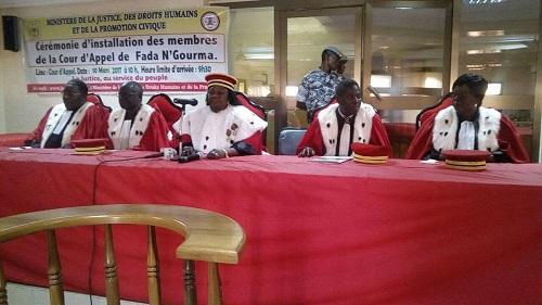 Cour d'appel de Fada: Un joyau de 1,7 milliard de F CFA pour les justiciables de l'Est et du Centre-Est