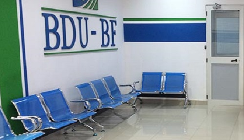 La Banque De l'Union Burkina FASO ( BDU-BF) étend son réseau d'agence à Ouahigouya