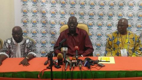 MPP: ''S'élever au-dessus du sectarisme pour construire un vrai parti de gauche'', vision du nouveau président, Dr Salifou Diallo