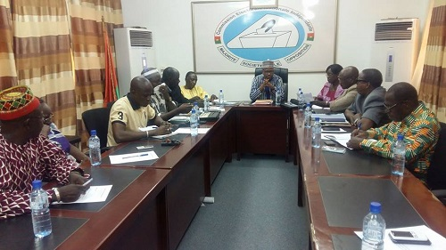 Elections municipales complémentaires du  28 mai: La CENI à pied d'œuvre