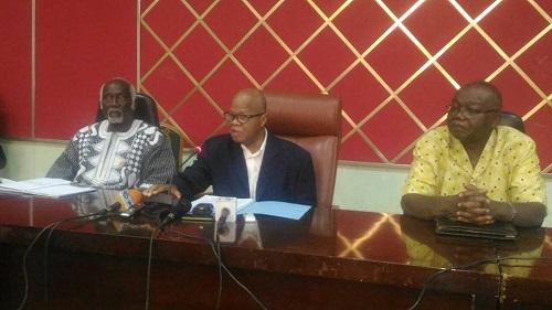 Nouvelle Constitution: L'avant-projet devant les forces-vives des régions ce week-end