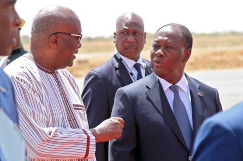 Le Président ivoirien à Ouaga au FESPACO: Entre succès diplomatique et anguilles sous Roch