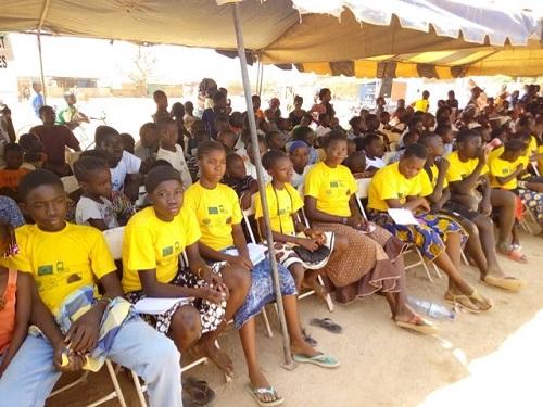 Violences faites aux enfants: Désormais chose proscrite dans le secteur 42 de Ouagadougou