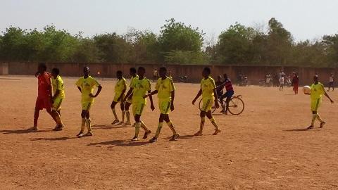 Football féminin: les Lionnes du Houet tenues en échec par l'AS Tigresses