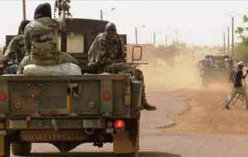 Nord: Le détachement militaire de Nassombou objet de tirs ce lundi 20 mars 2017
