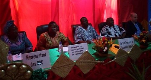 «Voix pour le changement»: Un nouveau programme multisectoriel lancé à Ouagadougou