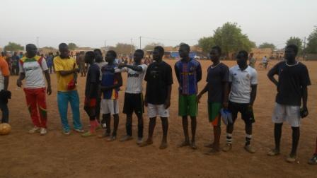 Coupe du curé de Fada: La CCB Saint Charles remporte la première édition