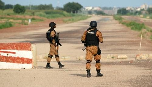 Coups de feu entendus à Ouagadougou: Il s'agit «d'une série d'exercices en milieu urbain menés par la Gendarmerie Nationale»