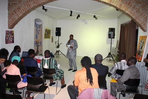 Mini FESPACO à Vienne: Les Burkinabè d'Autriche célèbrent le cinéma africain en différé