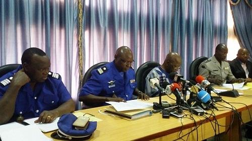 Attaques terroristes au Burkina: 70 personnes tuées, 70 interpellées, des suspects toujours recherchés