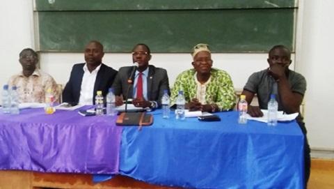 Nouvelle constitution: L'association de droit constitutionnel  déplore des incertitudes dans son élaboration