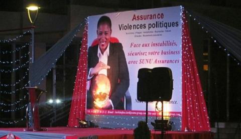 Assurance Violences politiques: Le nouveau produit de SUNU Assurances-Burkina