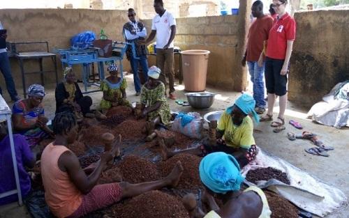 Microprojets à Youga: Pour aider les femmes à compter sur elles-mêmes
