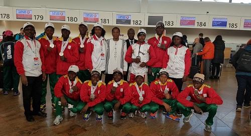Jeux mondiaux d'hiver de Special Olympics: Les athlètes burkinabè remportent la médaille d'argent