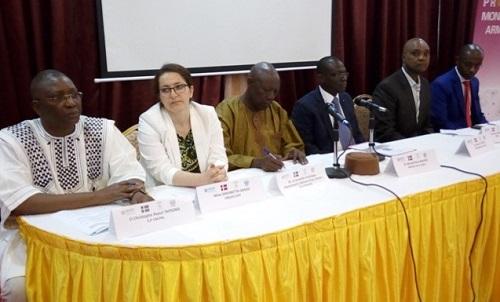 Lutte contre la prolifération illicite des armes légères: Des officiers de police judiciaire et des magistrats se forment