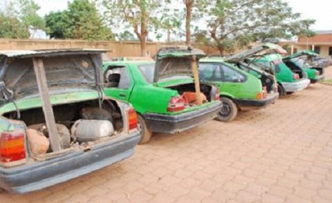 Taxis à gaz: Le gouvernement pris dans la  nasse?