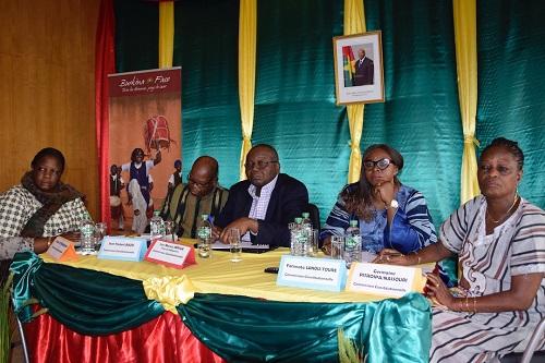 Avant-projet de Constitution: La diaspora de France a apporté sa contribution