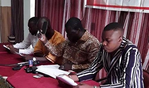 Situation politique nationale: Pour le coordonnateur du CPPU, au lieu d'un carton rouge au pouvoir actuel, c'est le carton noir que le peuple burkinabè doit lui brandir