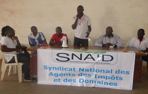 Annulation de la marche du SNAID: Les militants ont échangé sur leurs préoccupations à Bobo-Dioulasso