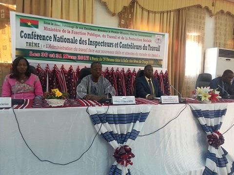 Conférence des inspecteurs et des contrôleurs du travail: L'administration du travail veut s'adapter aux nouvelles réalités