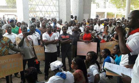 Marche du SNAID sur la primature: L'autorité communale fait volte-face et annule la marche