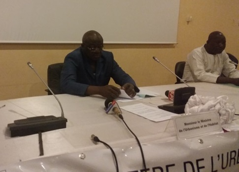 CASEM du ministère de l'Urbanisme et de l'habitat: Relever le défi du logement au Burkina Faso