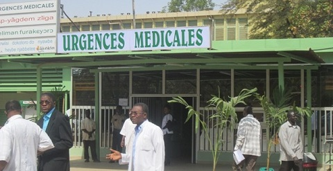 Décongestion des maternités des  centres médicaux de Ouagadougou: Les solutions du ministre de la Santé