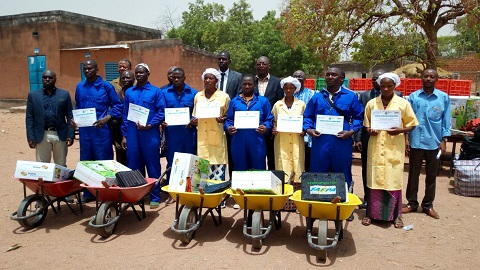 Association TON de Niangoloko: Des jeunes et des femmes outillés sur les techniques de production et de transformation de la mangue bio